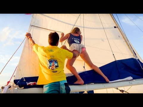 How to prepare for a Regata ( Sailing near Feared Somalia)