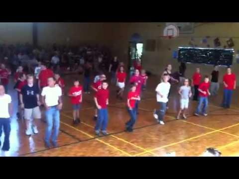 Let's Move- Buchanan Elementary School