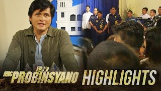 Oscar informs the people that Vendetta helped him   FPJ's Ang Probinsyano