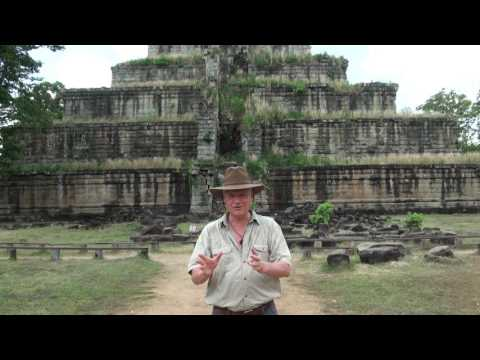 DR. SAM OSMANAGICH: WHY IS KOH KER PYRAMID (CAMBODIA) AN ENERGY MACHINE?