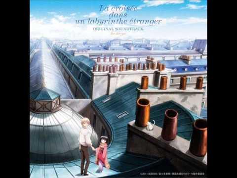 Ikoku Meiro no Croisee Original Soundtrack - Tsuukaeki