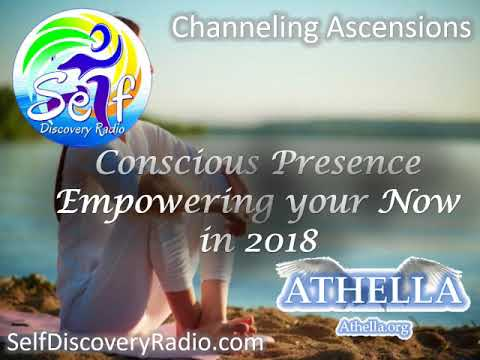 Self Discover Radio - Conscious Presence, Empowering your Now in 2018