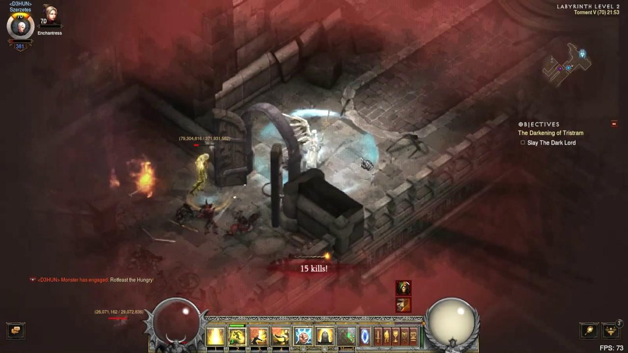 Diablo 2 monster level