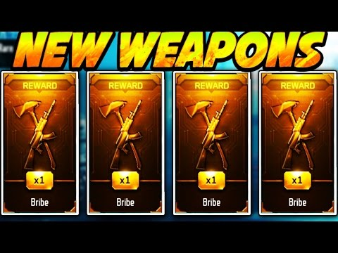 Supply Drop Weapon Opening Bribe