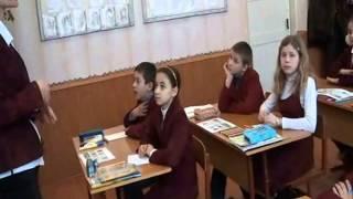 Відео-урок образотворчого мистецтва (Фрагмент 1)