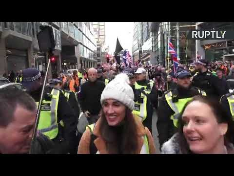 LIVE: 'Brexit Betrayal' march in London