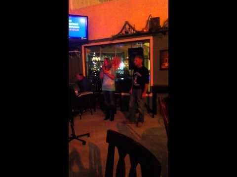 Nicki and Josh Karaoke