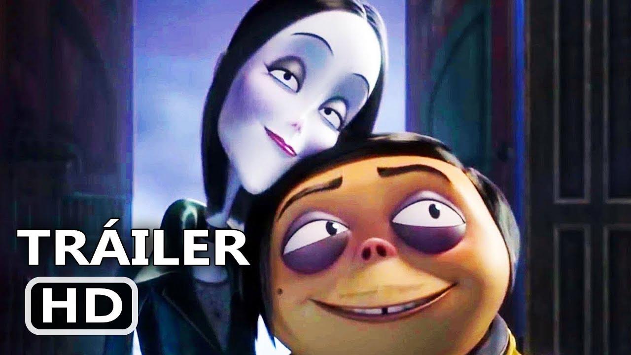 Los Locos Addams Trailer Espanol Latino Doblado 2019 Youtube