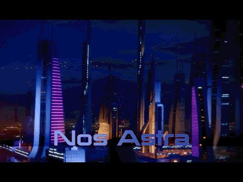 Mass Effect 2 - Illium: Nos Astra Nighttime Cityscape (1 Hour of Ambience)