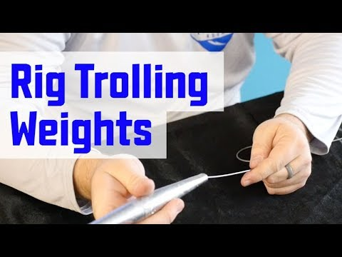 How to Rig High Speed Trolling Weights