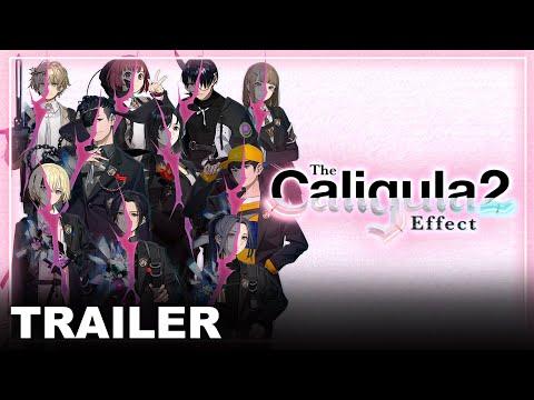 The Caligula Effect 2 - Character Trailer (Nintendo Switch, PS4)