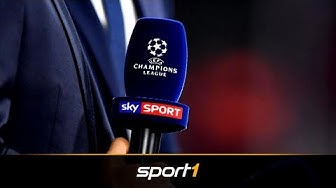 Sky verliert TV-Rechte für Champions League   SPORT1 - DER TAG
