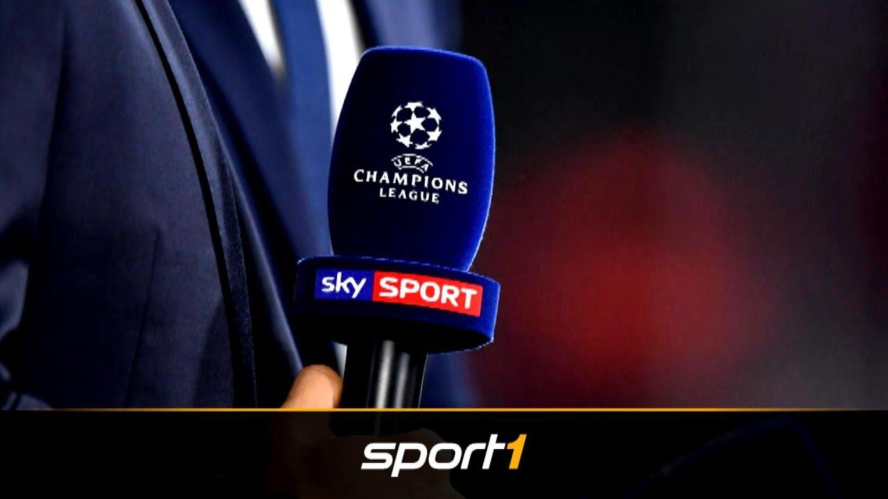 Sky verliert TV-Rechte für Champions League | SPORT1 - DER TAG