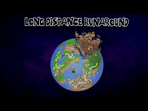 SNES YES - Long Distance Runaround in Super Mario World