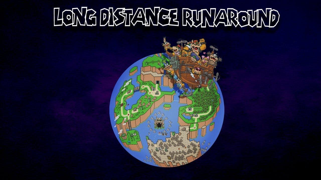 Snes yes long distance runaround in super mario world youtube snes yes long distance runaround in super mario world gumiabroncs Gallery