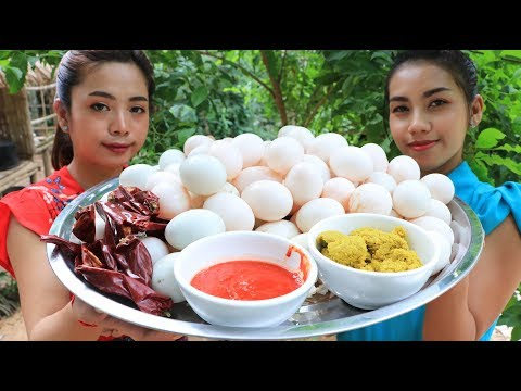 Yummy Cooking Curry Egg Duck Recipe - Cooking Skill