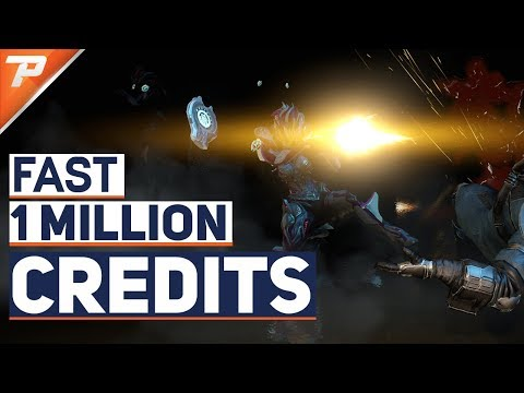 Warframe: Best Credit & Endo Farming Missions 2018 (For Beginners/Veterans )