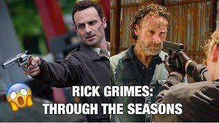 The Walking Dead Transformation: Rick Grimes