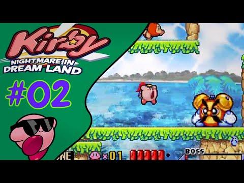 3e538dba760 Kirby  Nightmare in Dreamland  02 - Lutando contra um Relógio. - YouTube