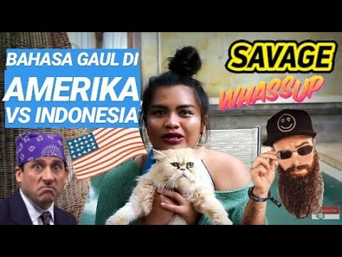 BAHASA GAUL/SLANG DI AMERIKA PART 1
