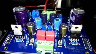 TIP41C class a amplifier by WUT VR2