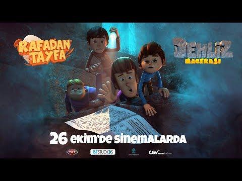 Rafadan Tayfa Dehliz Macerası Özel Tanıtım!!!
