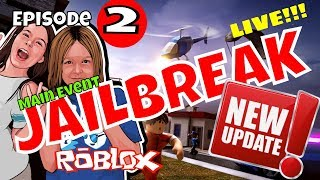 Roblox Jailbreak New Update Ep 2