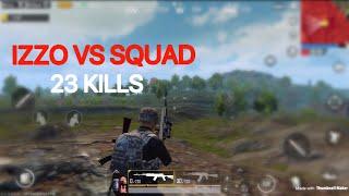 One Man Squad! | PUBG Mobile Lightspeed | 23 KILLS WIN!