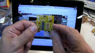 #203: Schmitt Trigger Oscillator revisited | TDR | Measure Capacitors and Inductors