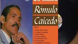 Rómulo Caicedo - 28 Exitos Cantineros ►HQ◄