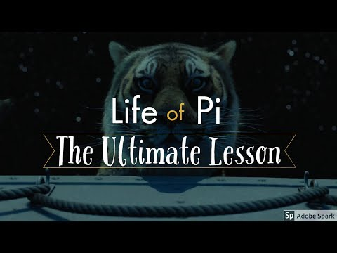 The Ultimate Lesson on Life and God | Life Of Pi (2013)
