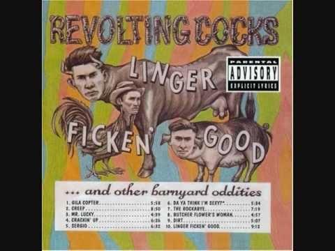 Revolting Cocks - Crackin' Up