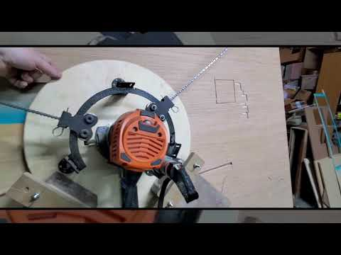 Maslow CNC #10 - Part 1 Eiffel Tower - The Knot Woodworking