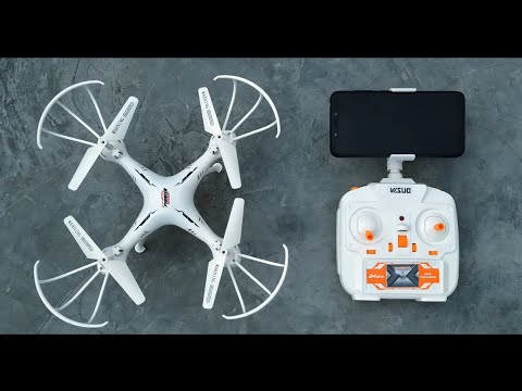Фото Best Camera Drone | Remote Control Wi-Fi fpv Camera Drone Flying Quadcopter with Headless Mode