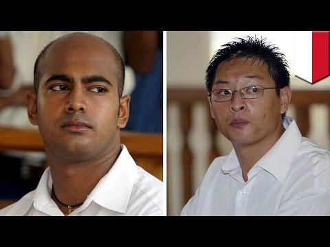 Bali nine executions: Ringleaders Andrew Chan and Myuran Sukumaran face firing squad - TomoNews