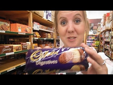 Finding British Food in American Stores!