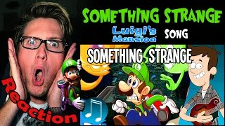 Something Strange - Luigi