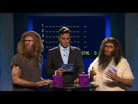 Horrible Histories  Stone Age Family Fortunes