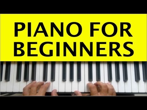 Piano Lessons For Beginners Lesson How To Play Piano Tutorial Free Easy Online Learning