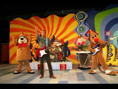 THE BANANA SPLITS SHOW TV THEME