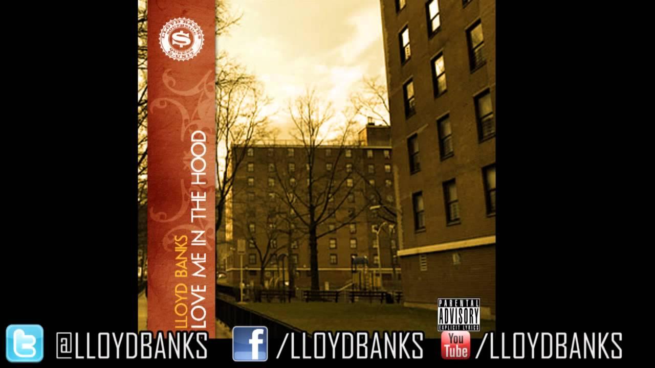 Lloyd Banks - Love Me In The Hood [Prod By Araabmuzik] [New/2011/CDQ/Dirty/NODJ/August]