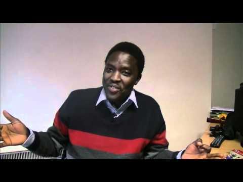 Br. Omondi - Talks about Loyola Secondary School, Wau, Sudan 2011