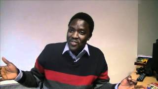 Br. Omondi - Talks about Loyola Secondary School, Wau, Sudan 2011
