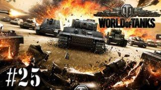 Zagrajmy w World of Tanks # 25 Nowe czołgi,