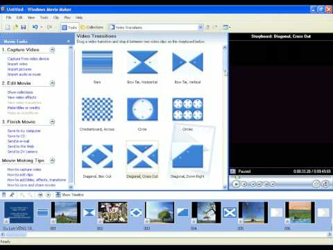 WINDOWS MOVIE MAKER 3