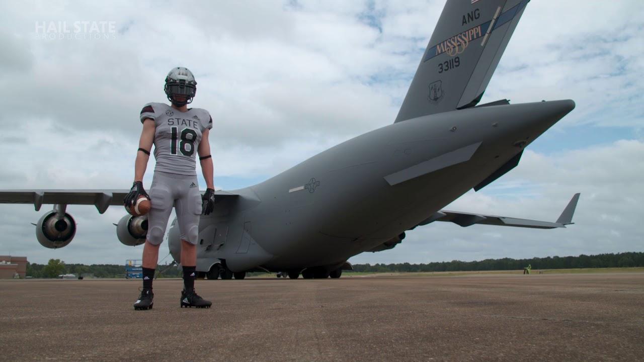 930d0767476 Mississippi State unveils 'Statesman' uniform for Nov. 17 Arkansas game