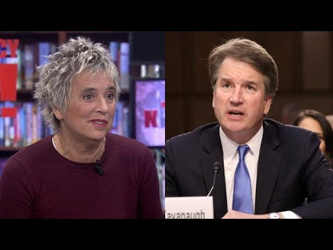 Eve Ensler to White Women Supporting Kavanaugh: Stand with Survivors & Fight This Nomination