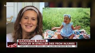 Toddler dies of injuries following Bayshore Blvd. street racing crash that killed her mother