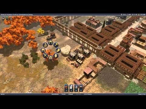 Let's Play Grand Ages: Rome 3 (The Winds Of Commerce, City Planning, Rome Rules The Waves)