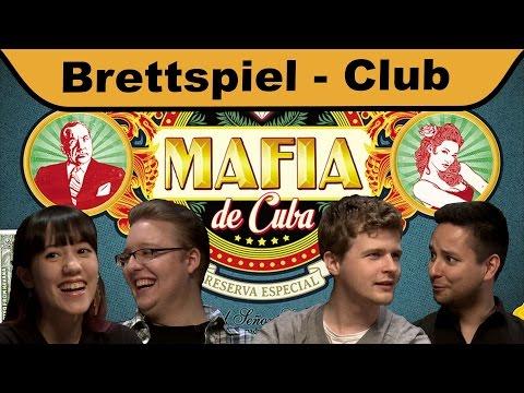 Mafia de Cuba - Melissa, LukFair, GeschmaxVerstaerkers im Hunter & Cron Brettspiel-Club